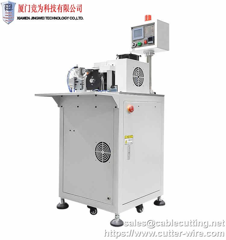 Automatic wire Wear tube heat shrink machine WPM-814