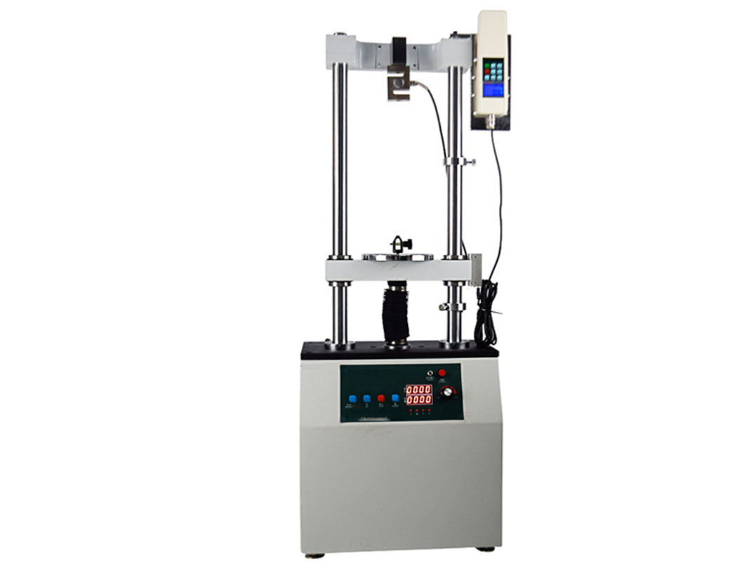 Electric Double Column Test Stand for force gauge WPM-5000A