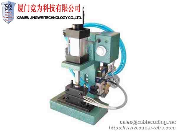 Electric heat stripping machine WPM-2015