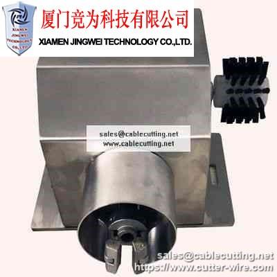 Shielding wire twisted machine WPM-003A