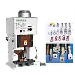 Mute terminal crimping machine WPM-8000S