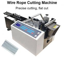 Wire Rope Cutting Machine Metal Cutting machine Wire Straightening Cutting Equipment